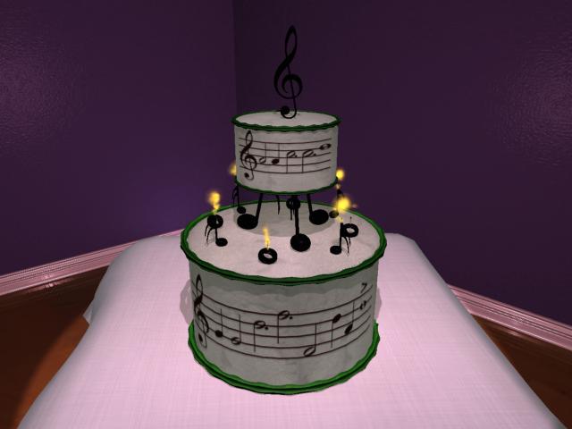 Band Nerd Cake By Agentdull On Deviantart