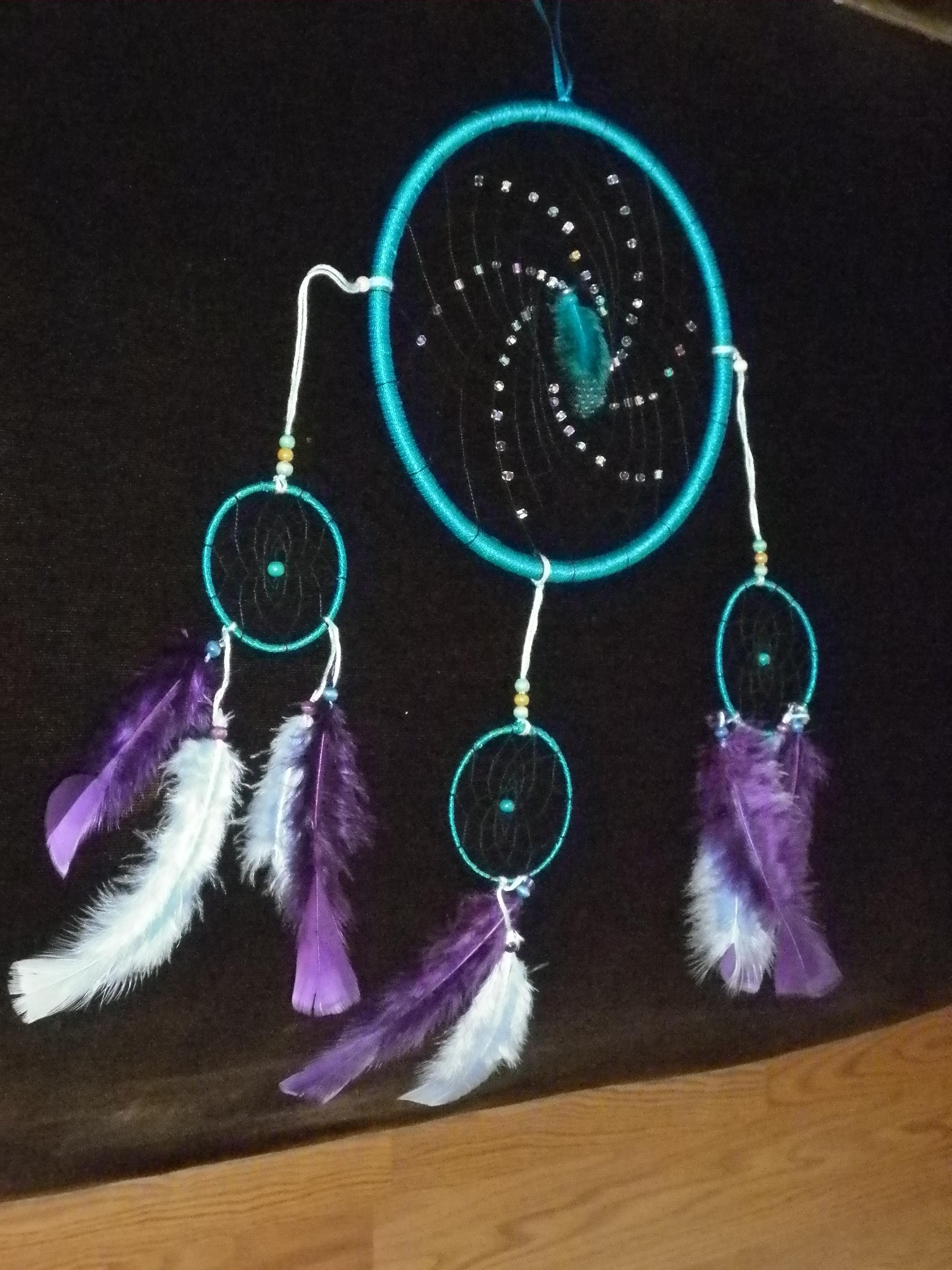 My dream catcher designs by hildeart on deviantart for What do dreamcatchers do