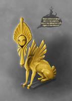 The Sphinx by Bueshang