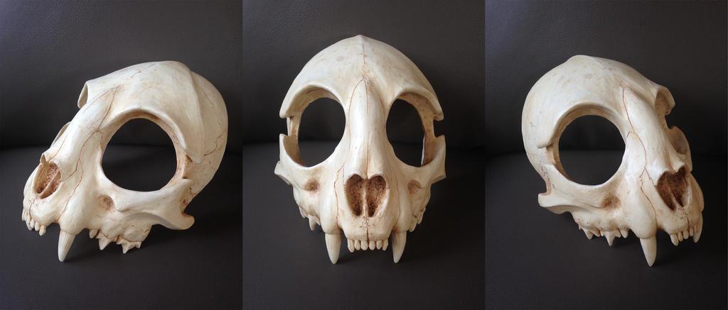 Wolf Skull Mask