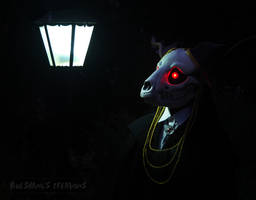 Elias Ainsworth In The Dark