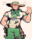 Milo (Pokemon Sword and Shield)