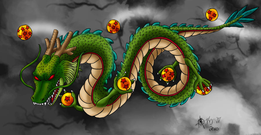 Shen Long Desing 2 By Arge On Deviantart