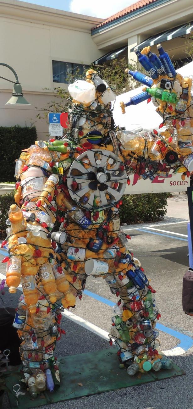 Trash people 2 by Hazlenaut