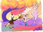 Kitbull Catastrophe part 2 by deadwoodsphinx