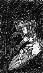 Sana Futaba fan art