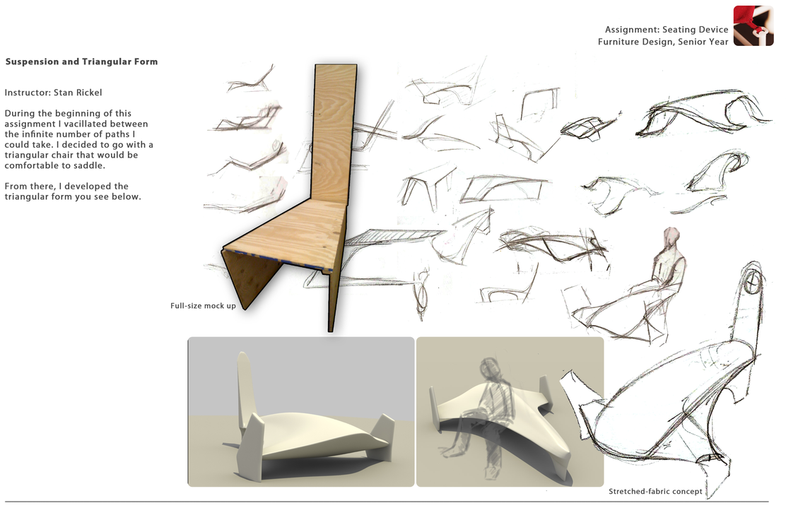 Furniture Design Portfolio Page by InvertedVantage on DeviantArt