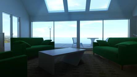 Architectural Viz scene