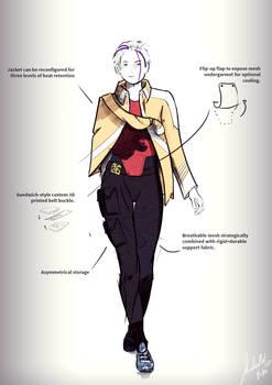 Fall tech fashion