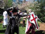 Kirito vs Heathcliff 1
