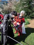 Kirito vs heathcliff 3