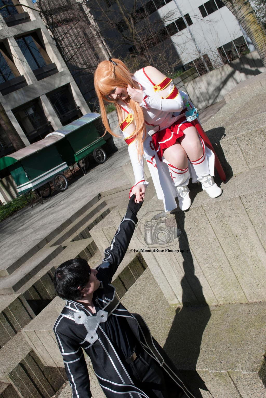 SAO- Kirito and Asuna 2