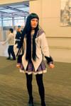Homura cosplay 1
