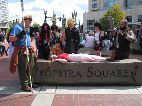 Aerith's Funeral