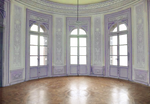 Empty Room - Castle - Lavender and Yellow - Transp