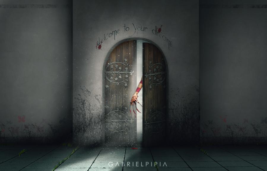Welcome... by GabeehSilva