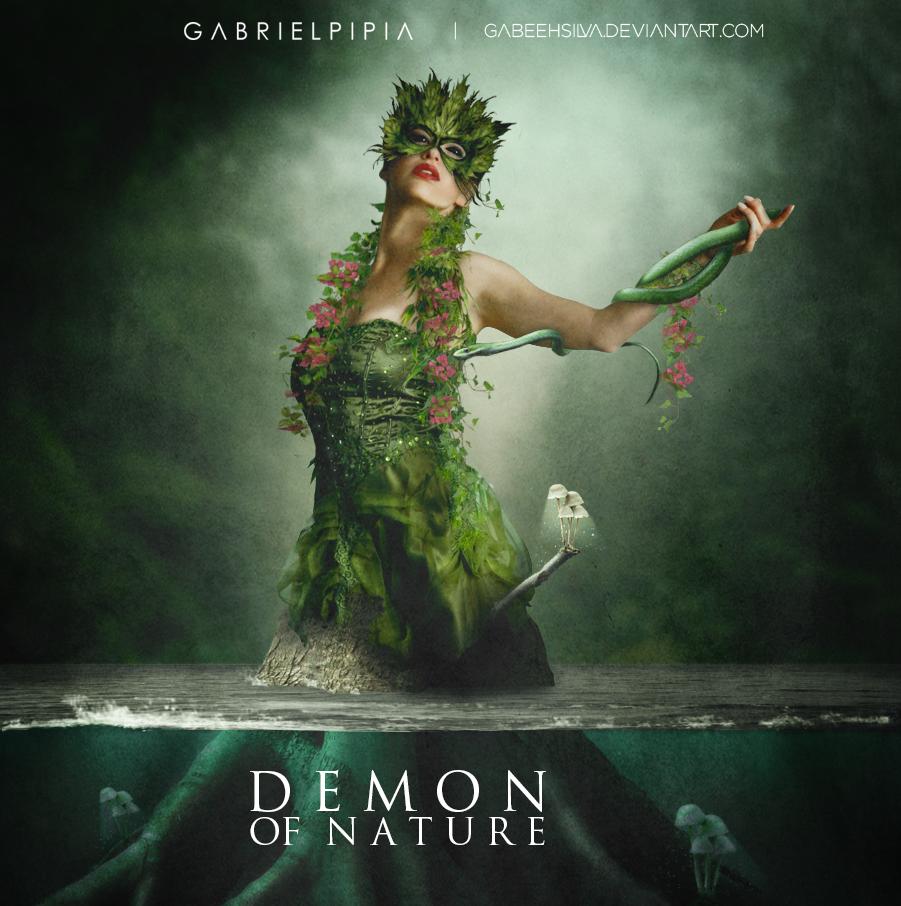 Demon of Nature by GabeehSilva