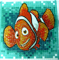 Nemo - Bathroom wall part 2