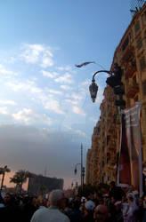 Egypr Revolution 1