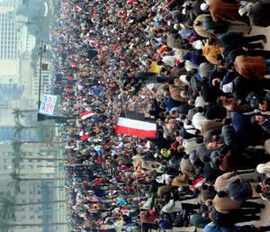 Egypr Revolution 2
