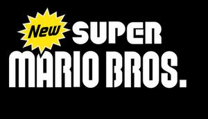 New Super Mario Bros. Logo