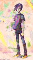 BREAK - sam's colors by josikaea