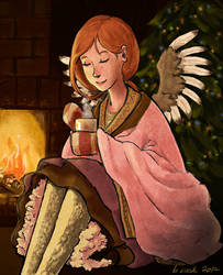 christmas card - 2012 by josikaea
