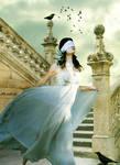 Descente aveugle by Le-Meridian