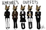 Karyme's outfits