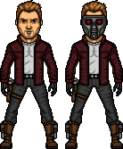 Star-Lord (Peter Quill) by NightwingB01