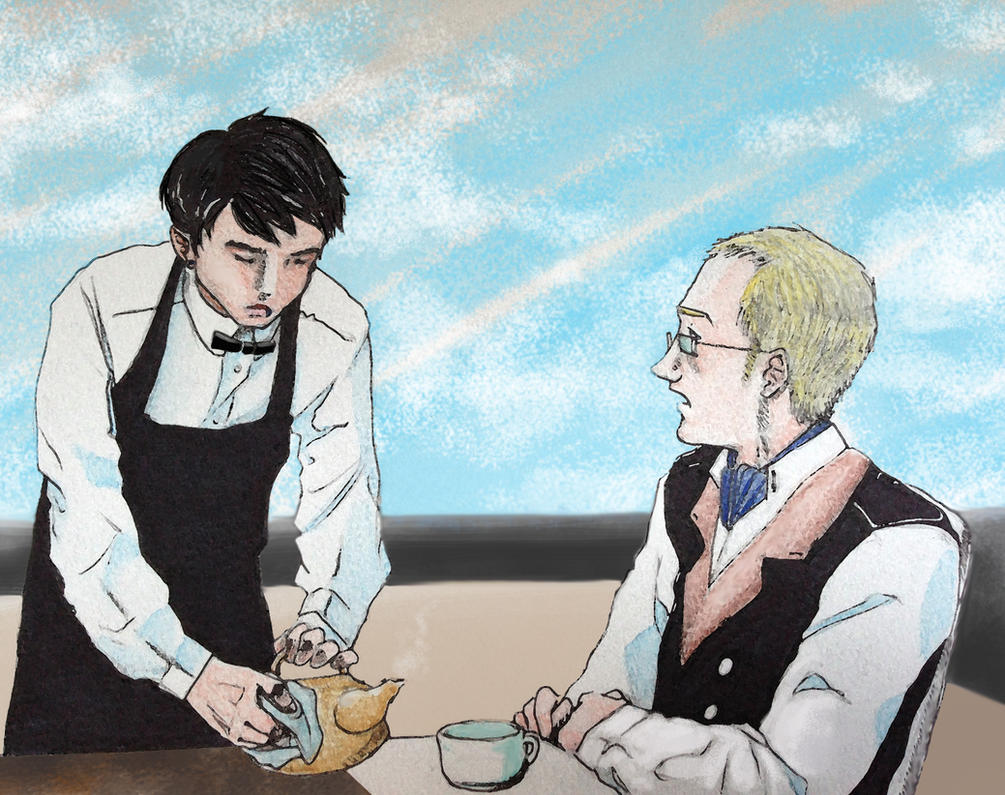 Draco Malfoy X Albus Severus Potter 2013 By Furere On