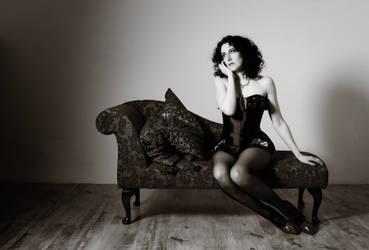 Vintage Babe by Model-Rita