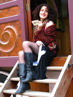Gypsy Love by Model-Rita