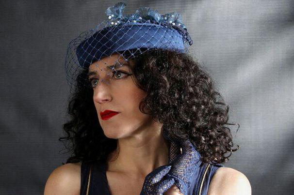 Hollywood Air Hostess by Model-Rita