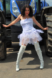 Farm Fairy by Model-Rita