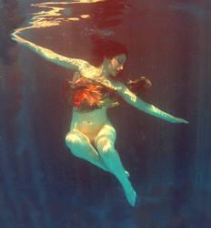 The Mermaid by Model-Rita