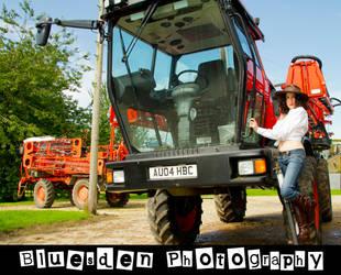 Farm Yard Girl by Model-Rita