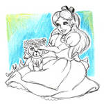 Alice and Dinah