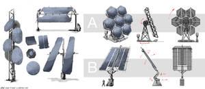 Farlight Explorers - Solar array explorations