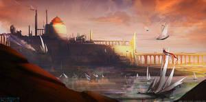 Citadel by JoanPiqueLlorens