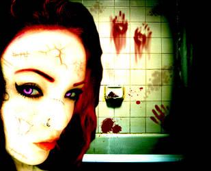 Bloody Bathroom by NightNurse01