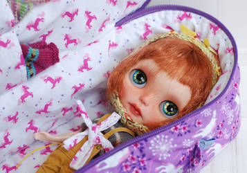 travel bag blythe littlefee YOSD by iasio