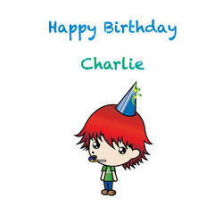 Happy Birthday Charlie by FanGirlXRiley