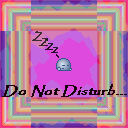 Do Not Disturb... by Mellonychan