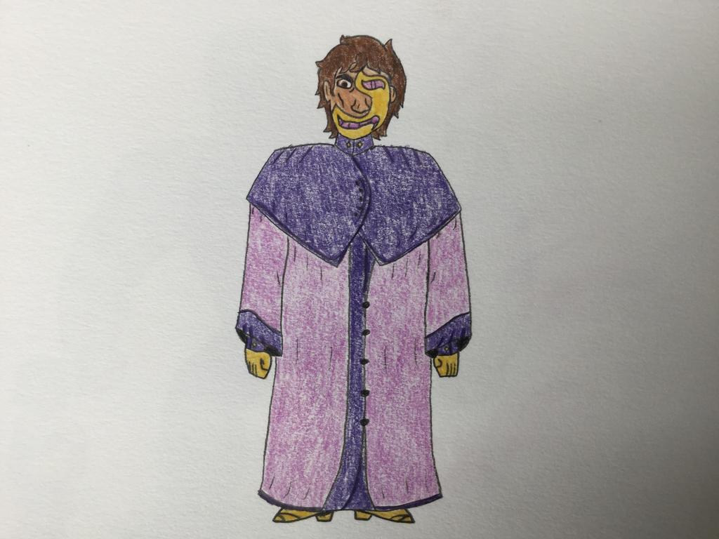 Bravest Villain: Dr. Guise by bjv016