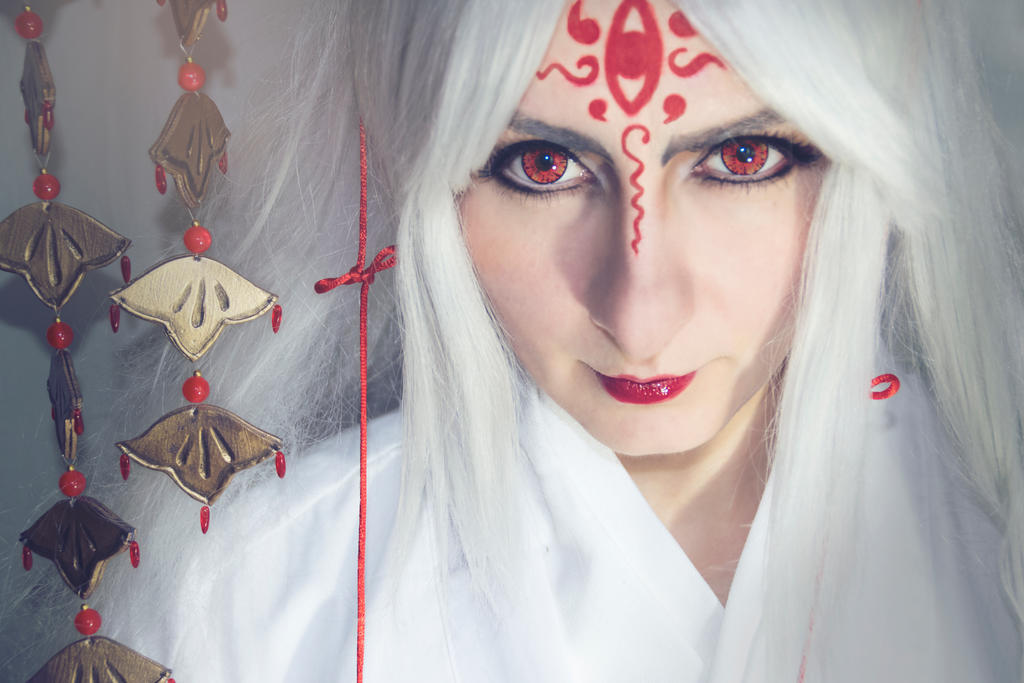 Hinoto - The stare by Aliceincosplayland