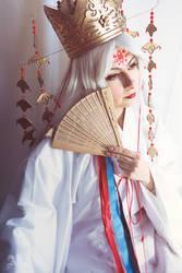 Hinoto - The priestess
