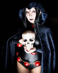 Raven - Teen Titans by Aliceincosplayland