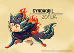 cyndaquil + Zorua
