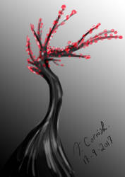 Chinese Tree by Avon-Cornish